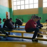 Чемпіонат міста з шахів, ІV школа, 14 грудня