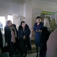 Знайомство представників Ківерцівської міської ради з роботою об'єднаних територіальних громад