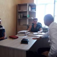 Делегація міської ради здійснила візит в Устилузьку ОТГ