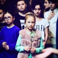 Софійка Гловацька представила Волинь у конкурсі