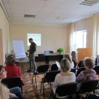 Фото та відеорепортаж навчального семінару