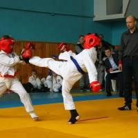 І відкритий дитячо-юнацький чемпіонат м.Ківерці  з рукопашного бою