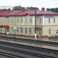 Залізничний вокзал 2