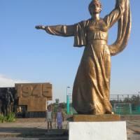 Скульптура с. Тавричанка