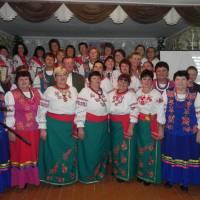 с. Дудчино – народний ансамбль української пісні «Журавка»