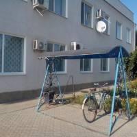 Велозупинка на базі ДП ДГ