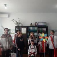Привітання для відділу освіти