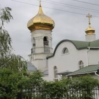 Храм с. Тавричанка