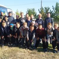 Великокопанівська футбольна команда