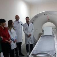 Відкрито кабінет комп'ютерної томографії у Яремчанській лікарні