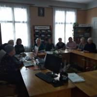 Яремчанська центральна міська бібліотека  долучилася до Всеукраїнської акції «16 днів проти насильства»