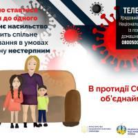 Протидія домашньому насильству