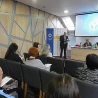 Відбулася нарада Івано-Франківської обласної служби зайнятості