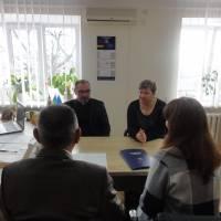 Обласний центр зайнятості підписав договір про співпрацю з благодійною організацією «Благодійний фонд «Карітас Івано-Франківськ УГКЦ»