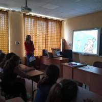 Про домашнє насильство розповідали учням Микуличинської загальноосвітньої школи