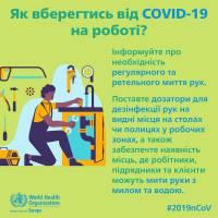 Пам'ятка COVID-19