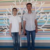 Максим Білоус (9 клас, уч. Костак І.І.) – інформаційні технології