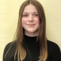 Вікторія Комішак ( 10 клас., уч. Моргентал Н.Ю.)