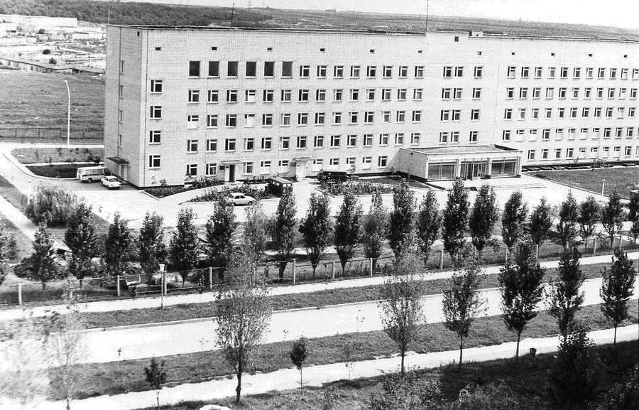 Южноукраїнська міська лікарня
