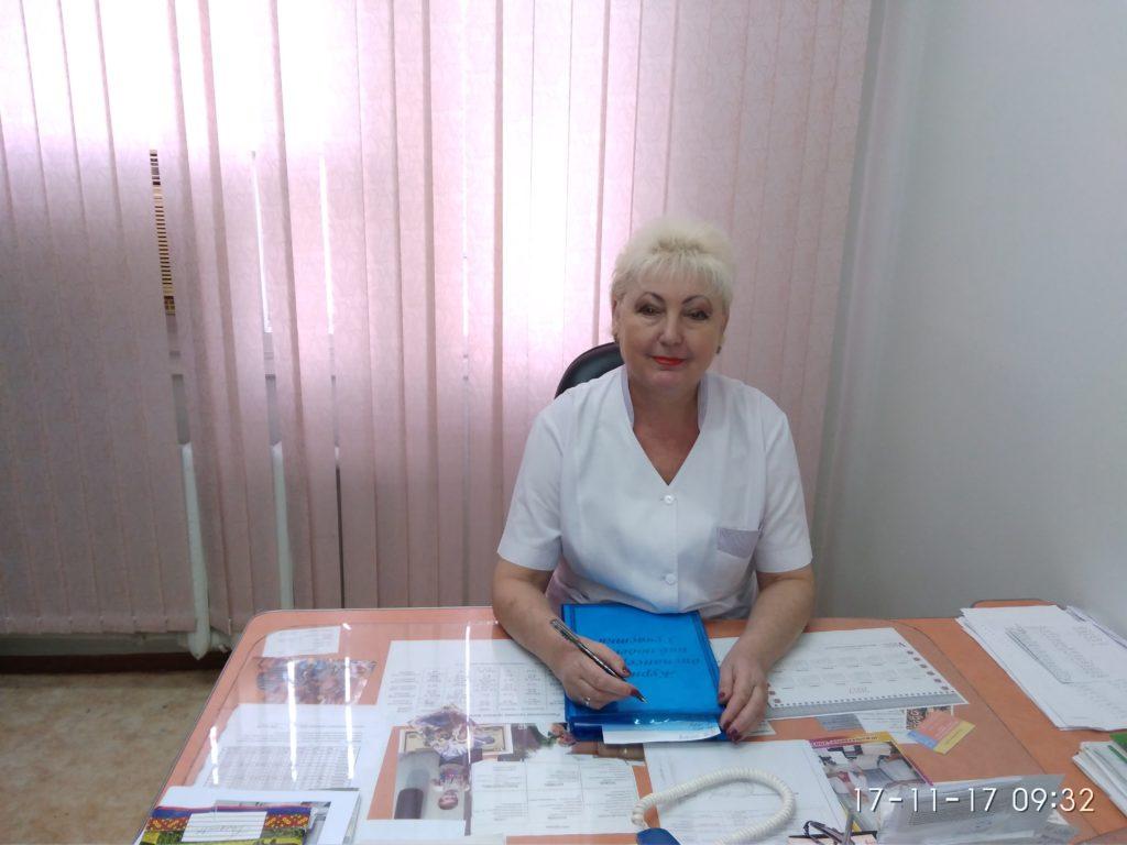 Дмитрів Тетяна Миколаївна