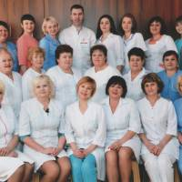 Працівники жіночої консультації