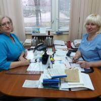 Берикул Ірина Миколаївна та Рогожинська Олена Борисівна