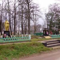 Меморіал воїнам ВВВ у с.Лебедівка