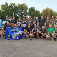 Змагання з богатирського багатоборства з нагоди відзначення Дня Незалежності України (2021)
