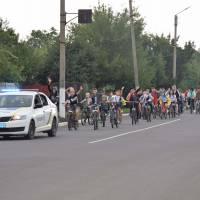 Велопробіг з нагоди відзначення Дня Незалежності України (2021)
