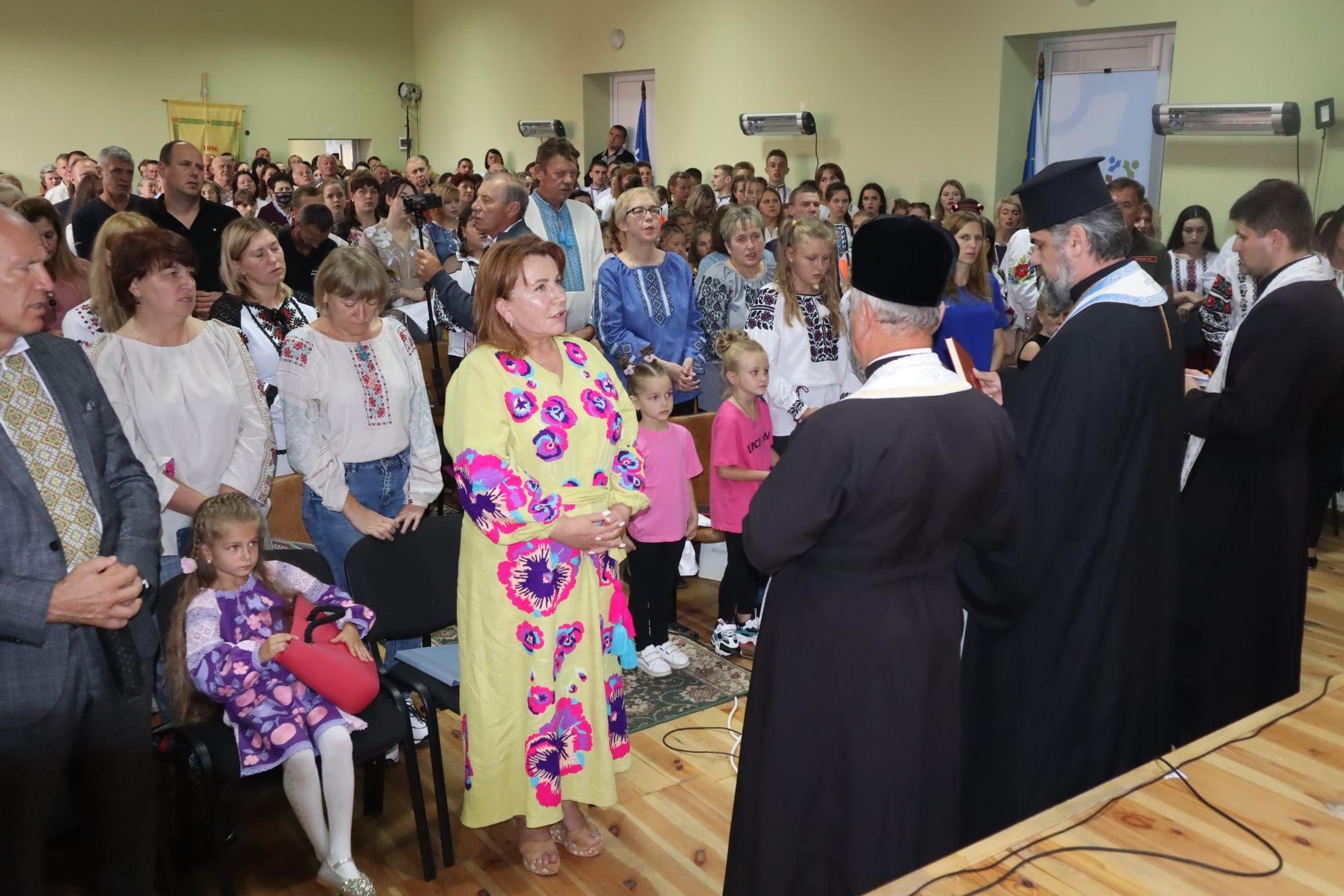 Івано-Франківська громада відзначила 30-ту річницю Незалежності України