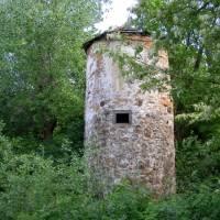 Стара водоніпарна башня