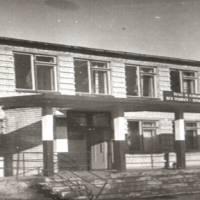 Приміщення школи 1977 рік