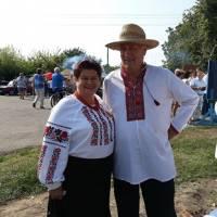 Подружжя Воропаїв Іван та Ганна