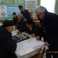 Шашко-шаховий фінальний турнір з нагоди визволення Лисянщини від фашистських окупантів