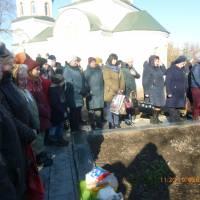 76-річниця визволення Лисянщини від німецько-фашистських загарбників