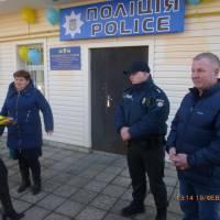 Відкриття  поліцейської станції Бужанської ОТГ 19.02.2020 року