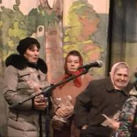 Вшанування матерів-героїнь с.Виноград .