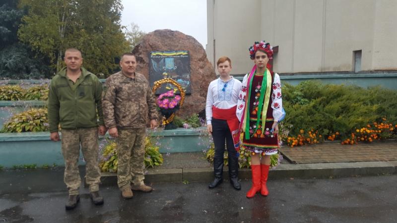 В Драбівській громаді пройшли заходи до Дня захисників і захисниць України