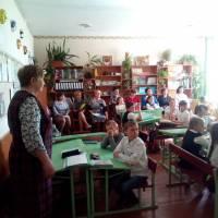 Таврійська ЗОШ І-Ш ступенів  семінар