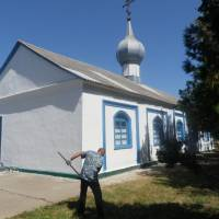 Церква с. Чонгар