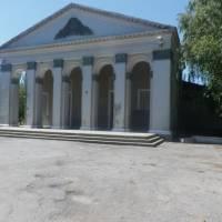 Будівля культури с. Чонгар
