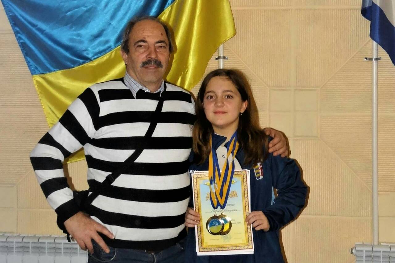 Катерина Мойсей — вдруге чемпіонка України!
