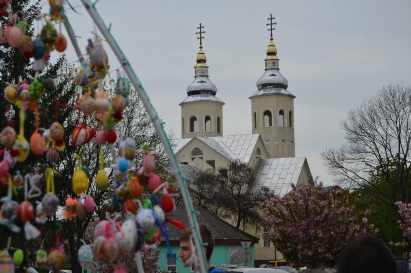 Свято наближається: на Іршавщині відбулись одразу 2 Великодні фестивалі-ярмарки (ФОТО)