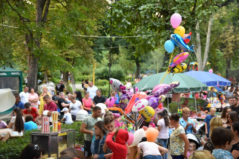 Свято морозива відбулося в Іршаві
