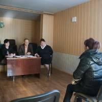 Особистий прийом громадян головою Степанецької ОТГ.