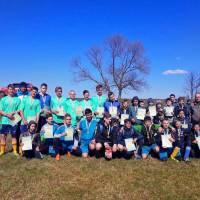 Футболісти Межиріцької громади - наша гордість