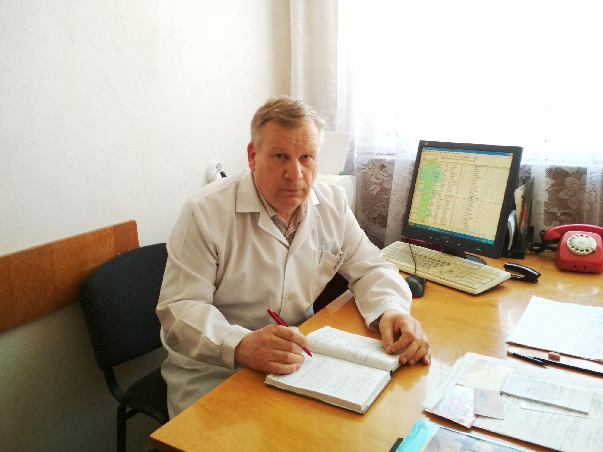 Ковальчук Петро Миколайович, завідувач відділення