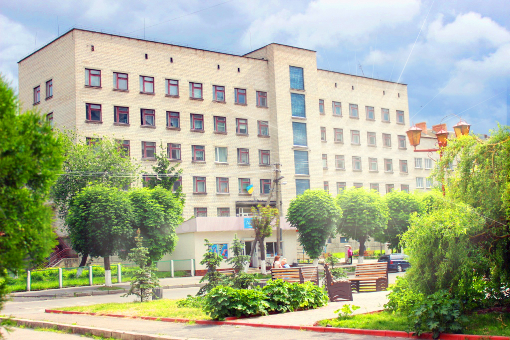 КП Козятинська центральна районна лікарня