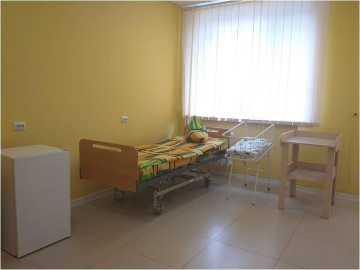 Палата спільного перебування матері і дитини
