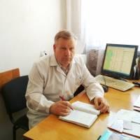 Завідувач відділення Ковальчук Петро Миколайович